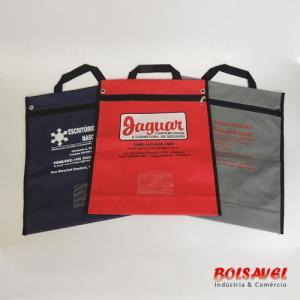 Mochilas sacolas personalizadas